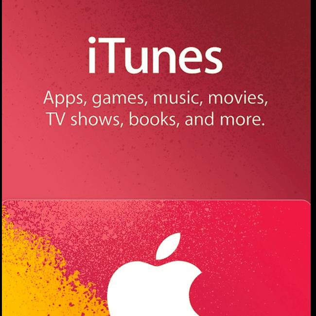 iTunes Gift Card - BuySocialPack
